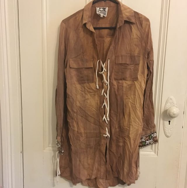 Boho Tunic Dress / Top