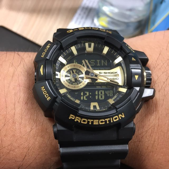 Casio G-shock Original Ga-400