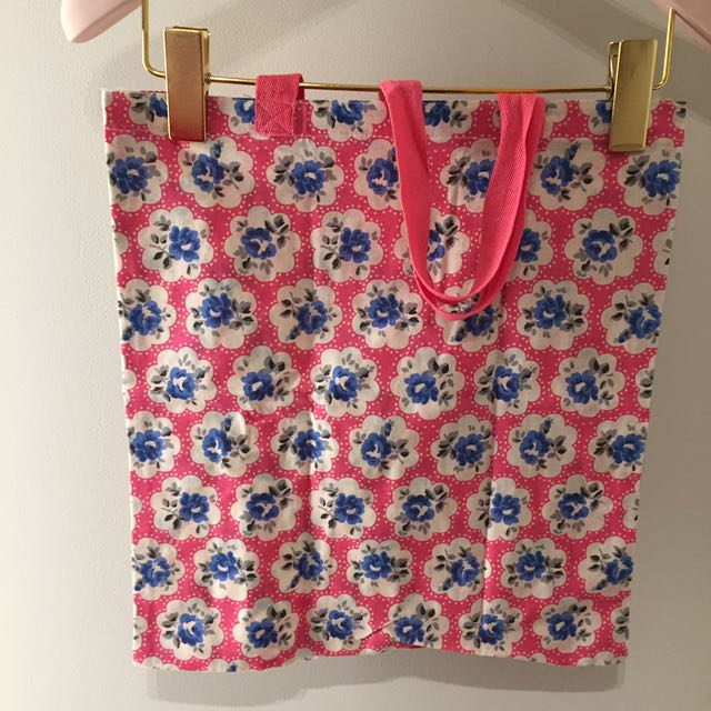 cath kidston 花朵購物袋