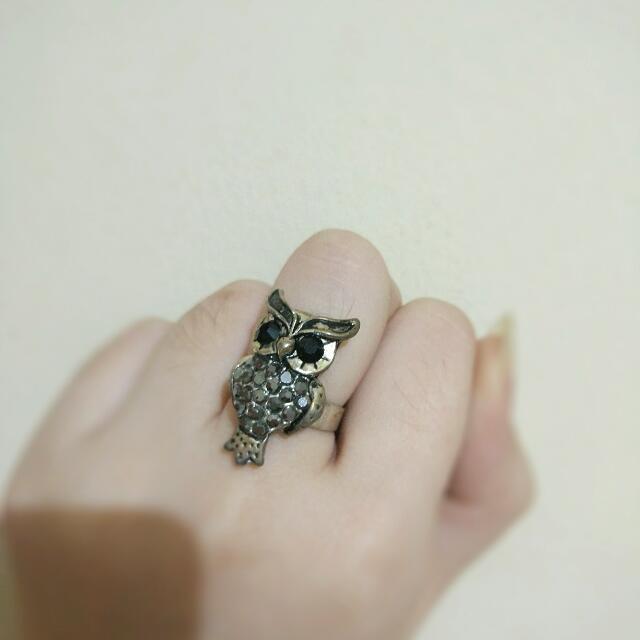 Cincin Owl