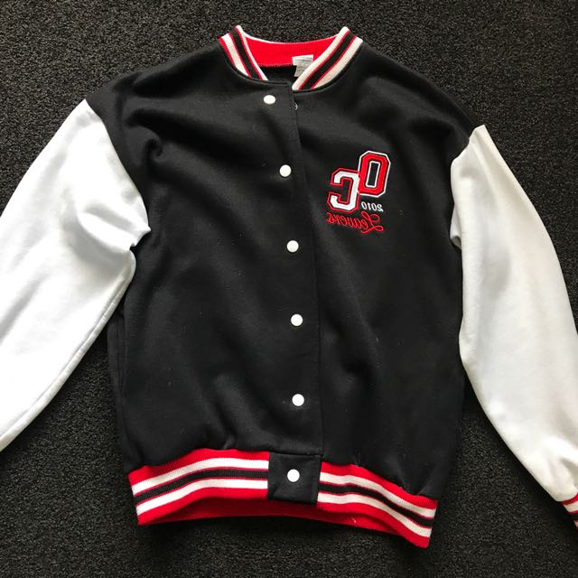 College Style Leavers Jersey