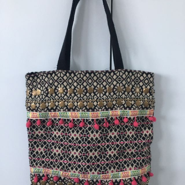 Cotton On Bag Balinese Style Bag
