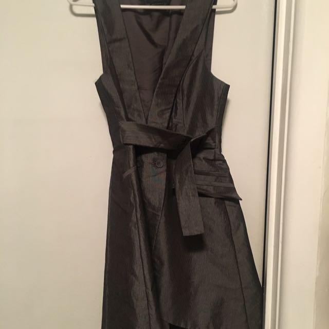 Cue Work Dress Size Ten