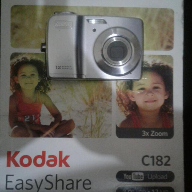 Digital Camera Kodak C182