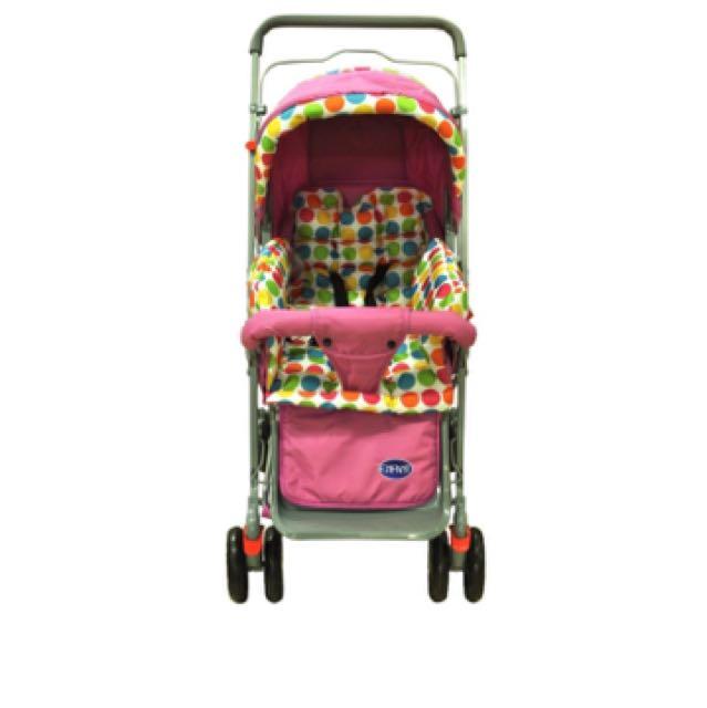 Enfant Baby Stroller (Pink)