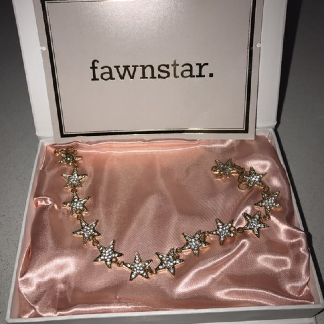 Fawnstar Choker Necklace
