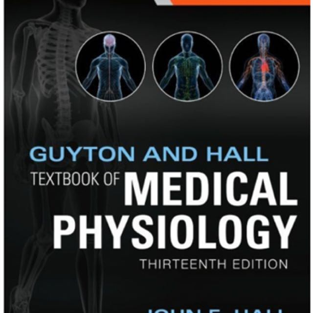 First, Second, and Third Year Med Textbooks