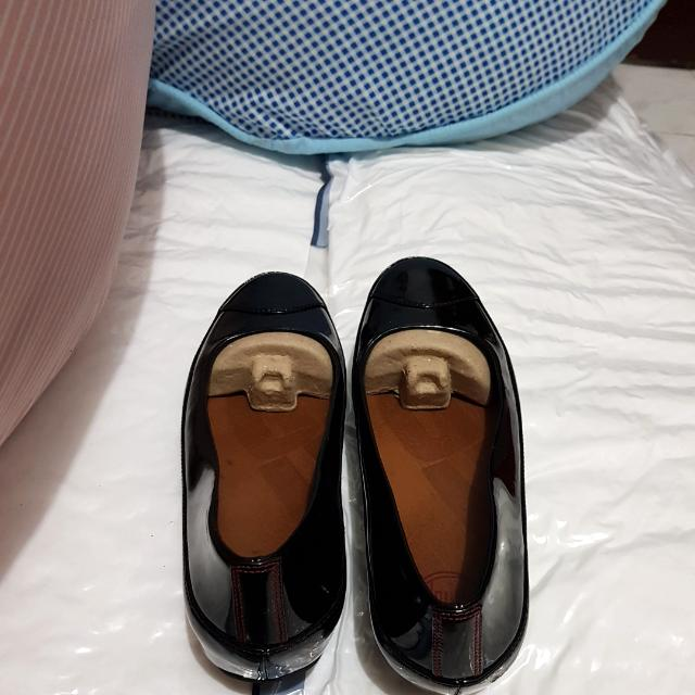 Flipflop Black Shoes Original