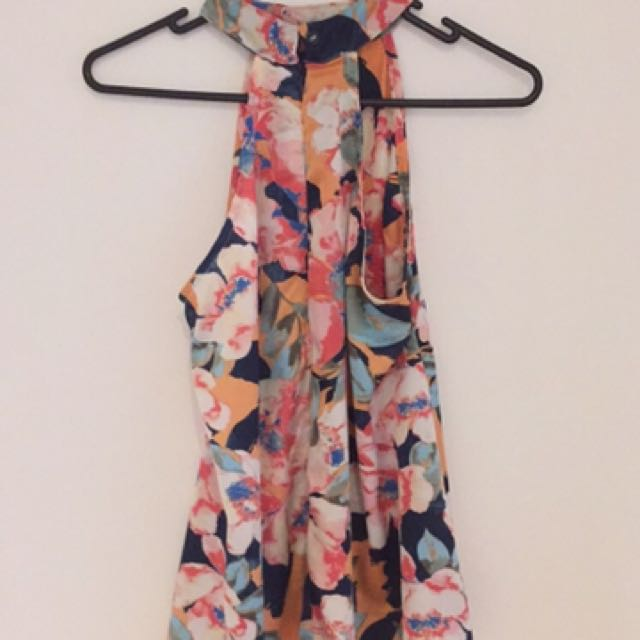 Flower Top Alice Underground *Must Sell* Size 8