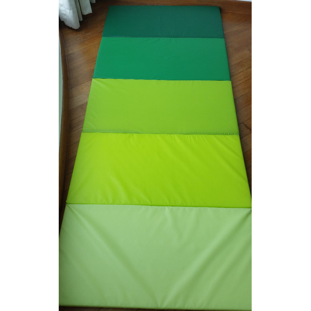 buy product gym mats rest mat folding colors tumbling wrestling detail four