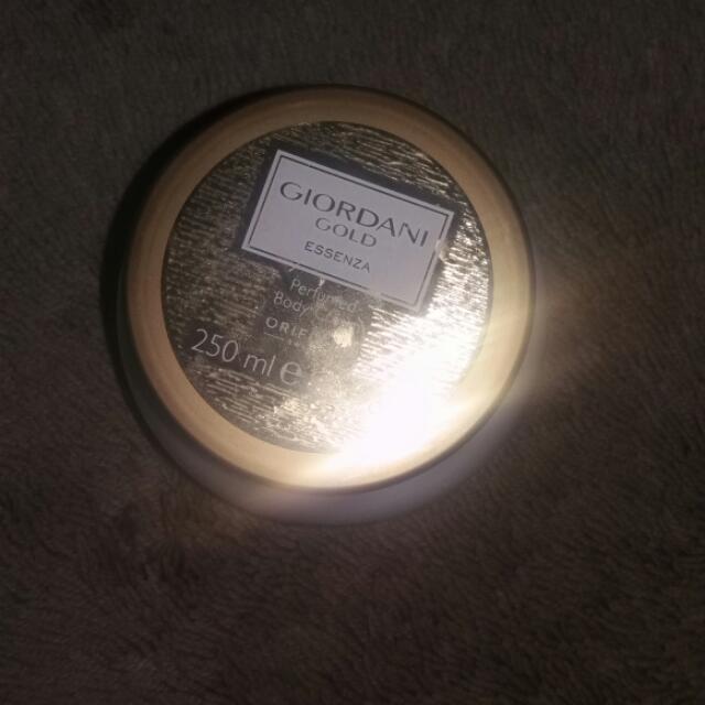 Giordano Gold Essenza / Body Cream