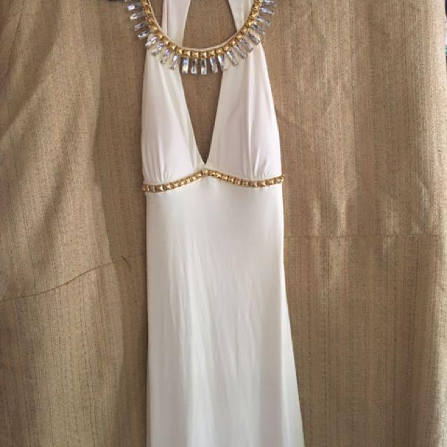 Goddess Gown/Long dress