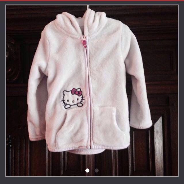 Hello Kitty Soft Cute Little Jacket 🐱