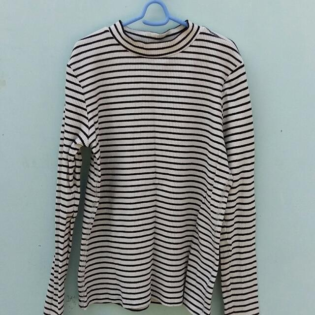 H&M Turtle Neck Top