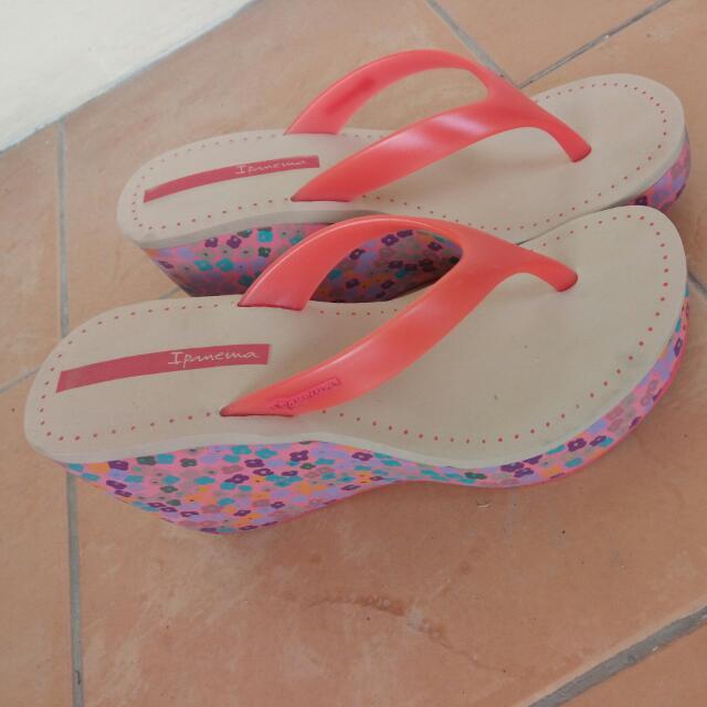 Ipanema Wedge/Wedge Sandals/Slipper