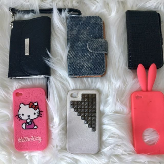 Iphone 4 & 4S Covers