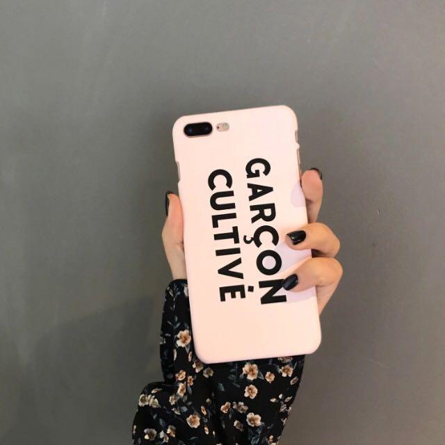 iPhone 7 Garçon Cultive Cover