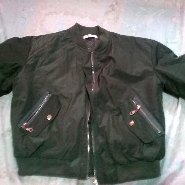 JACKET (AUTHENTIC ARMY GREEN BEAUTY)