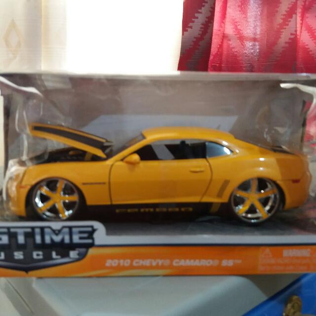 Jada Big Time Muscle Bumblebee Camaro