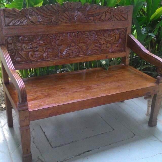 Fine Jati Garden Bench Lamtechconsult Wood Chair Design Ideas Lamtechconsultcom