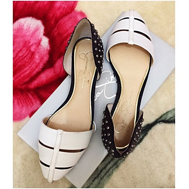 Jessica Simpson flat shoes