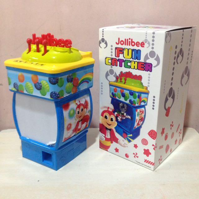 Jollibee Fun Catcher Brand New