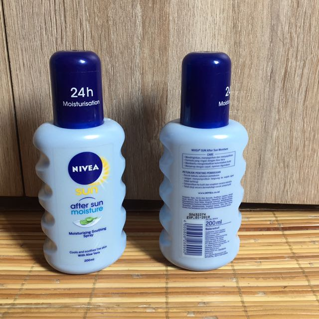 Jual Nivea Sun Moisturising After Sun Spray (NEW)