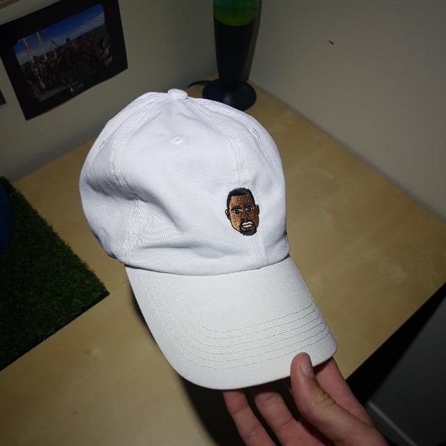 Kanye West Goat Crew Dad Hat