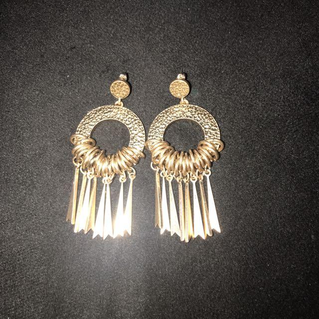 Kookai Gold Earrings
