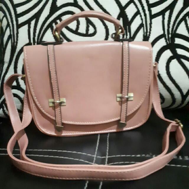 Korean Bag (Rose Gold)