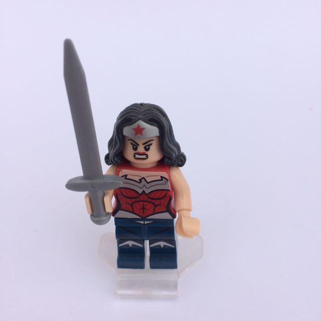Lego Superhero Wonder Woman
