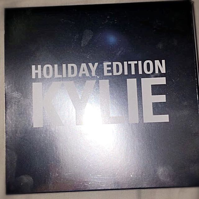 Limited 4pc Holiday Edition Kylie