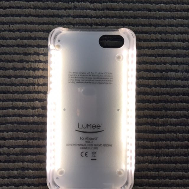 LUMEE phone Cover