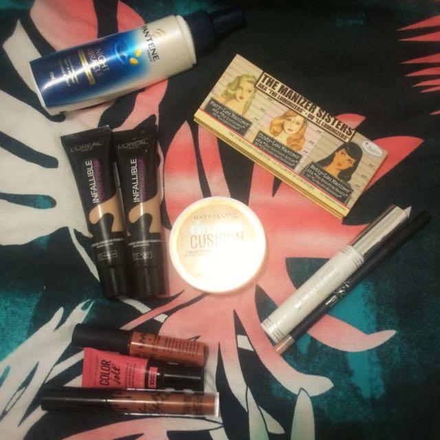 Makeup Bundle ✨