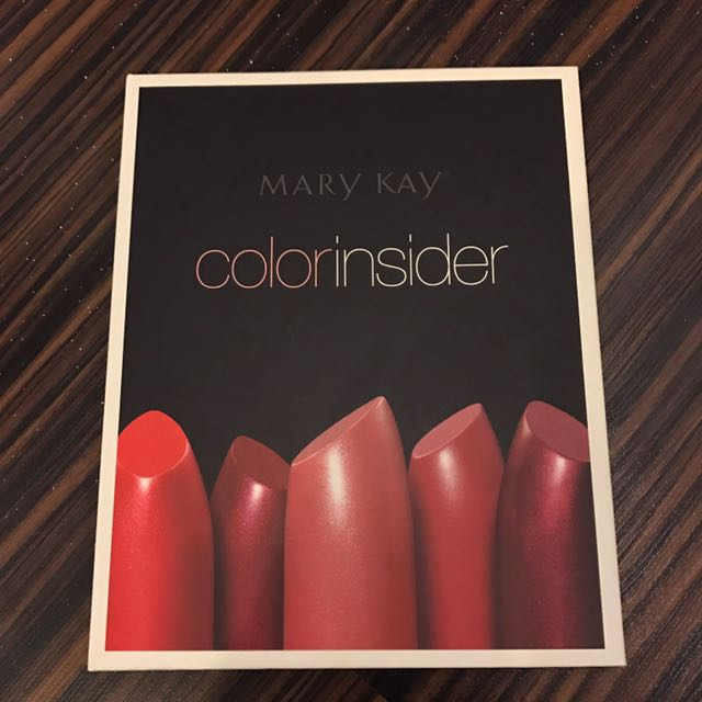 Mary Kay Color Insider Book