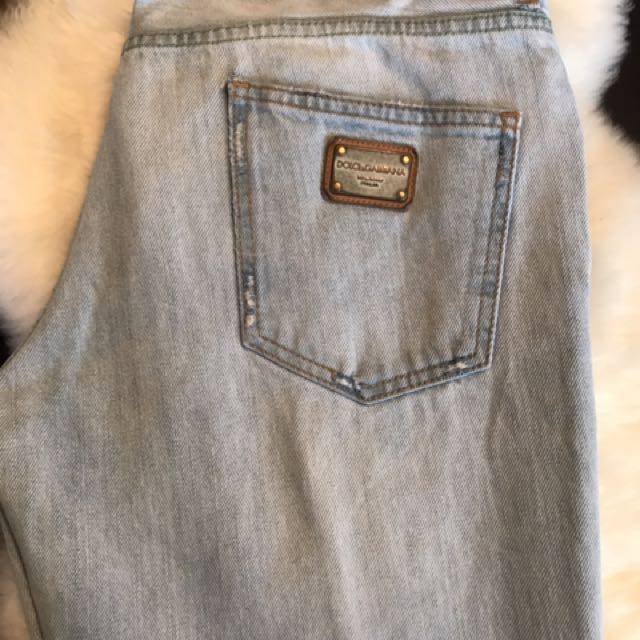 Men's Dolce and Gabbana jeans