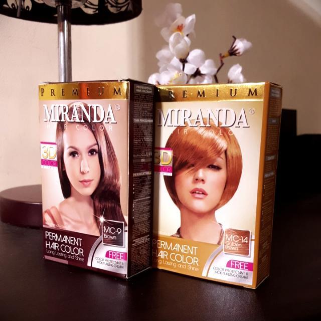 Miranda Hair Color Premium