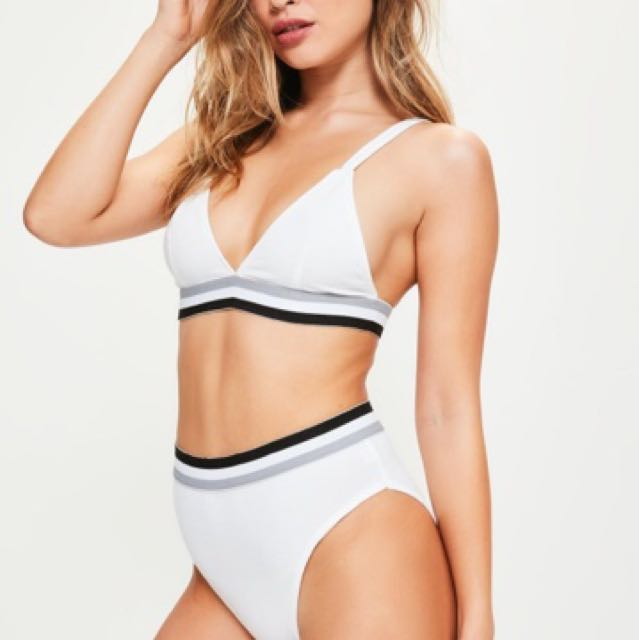 Missguided High Waisted Underwear