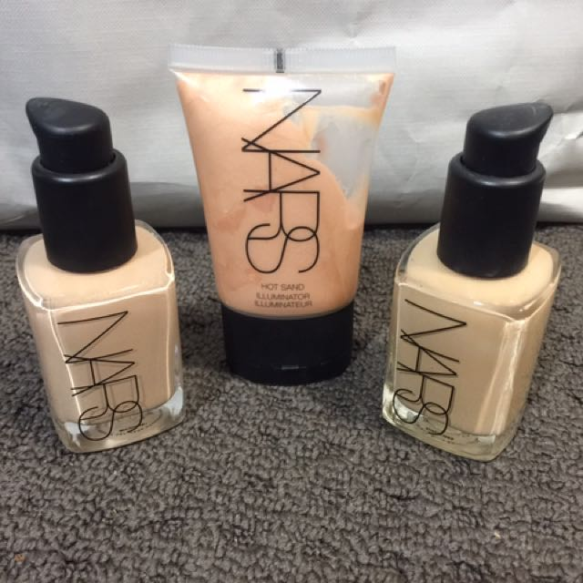 Nars Illuminator Hot Sand