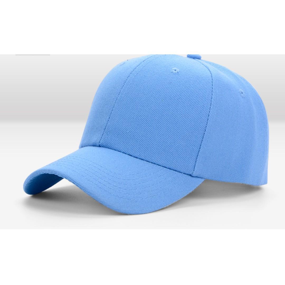 636bd422dc2 Plain Cap Design ( Navy BLUE)