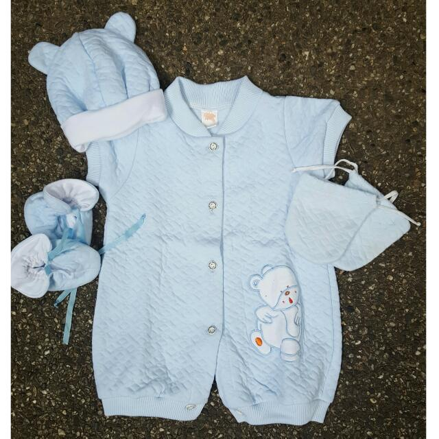 REPRICED! New Born Clothing Set