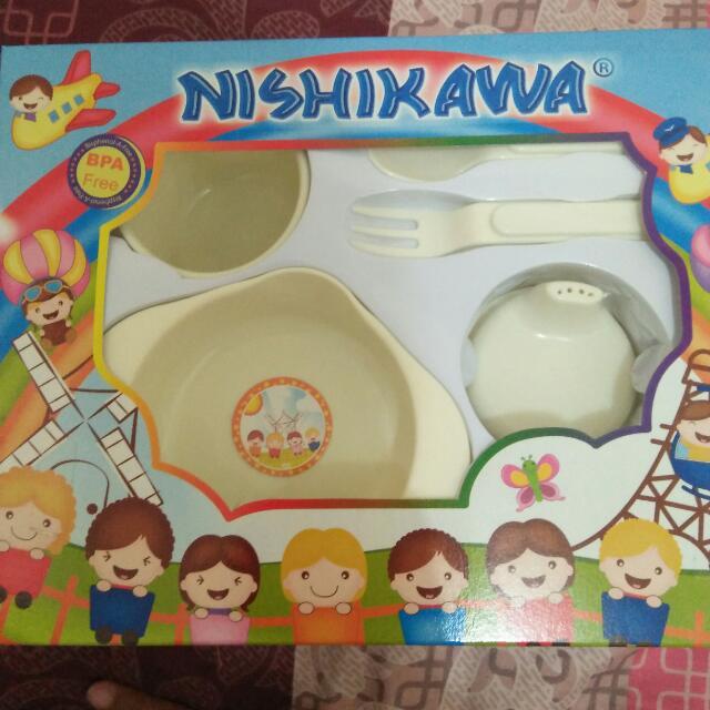 Nisikawa food set