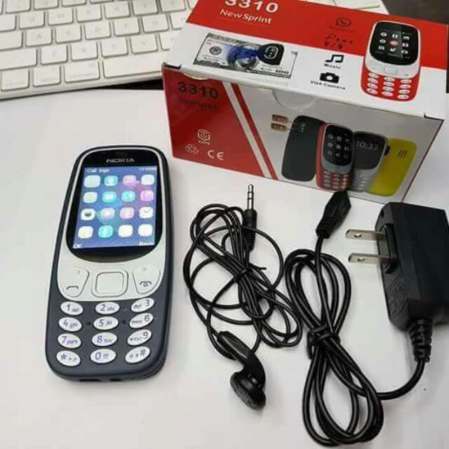 NOKIA 3310 US RELEASE WITH FB & $MD!!!