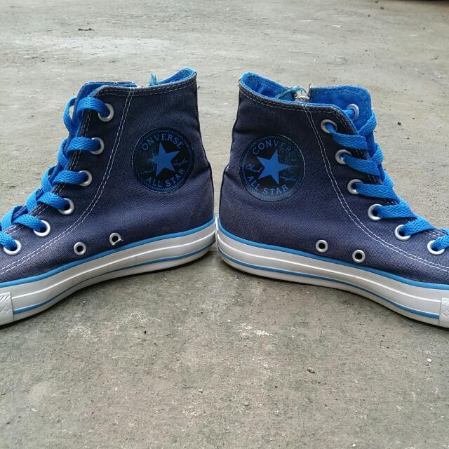 Original Unisex Navy Blue Converse