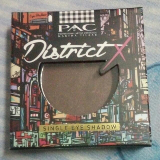 PAC District X Single Eyeshadow - Hotel Chelsea