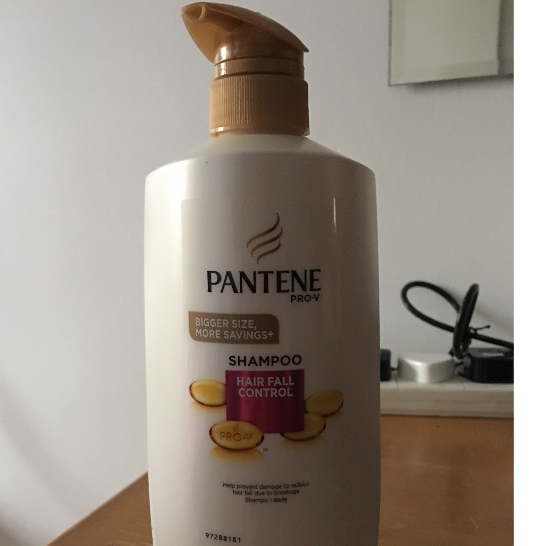 Pantene Sampo Hair Fall Control 320ml Daftar Harga Terbaru Dan Shampoo Besar Hairfall 480ml Source Photo