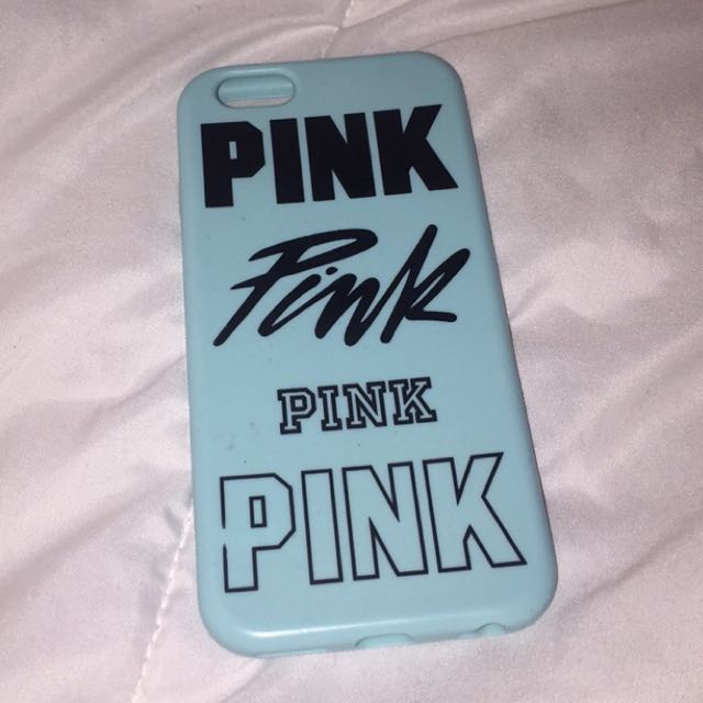 PINK Victoria Secret Phone Case (Iphone 6 or 6s)