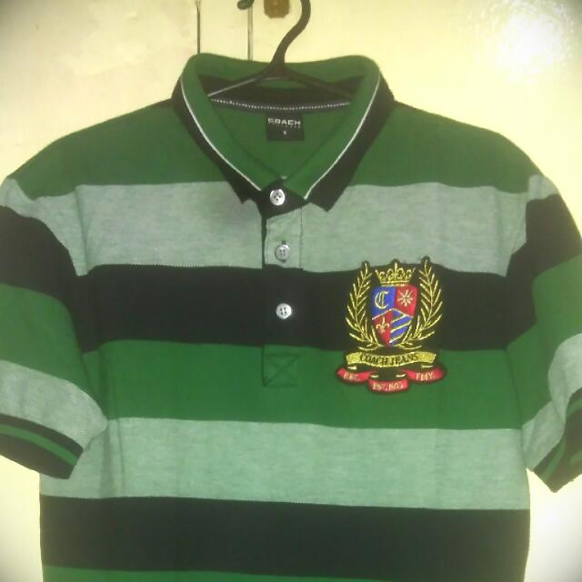 Polo Shirt (COACH) Small