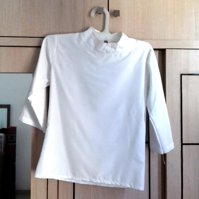 Preloved Blouse Putih
