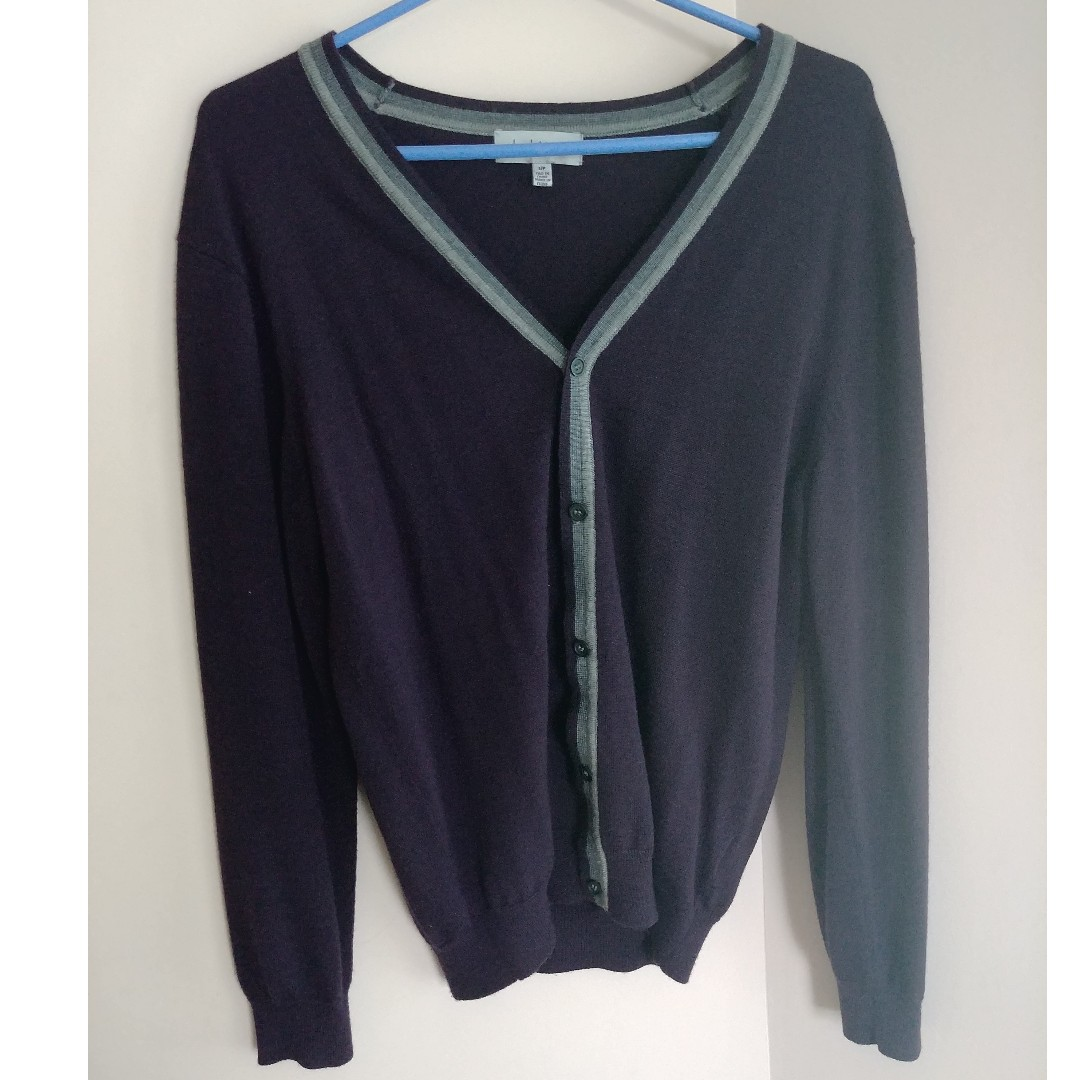 Purple Cardigan from Le Chateau - Size Small